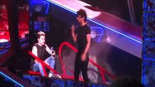 One Direction Video - One Direction - Mamma Mia (Stockholm, Sweden 14/6-14 HD)