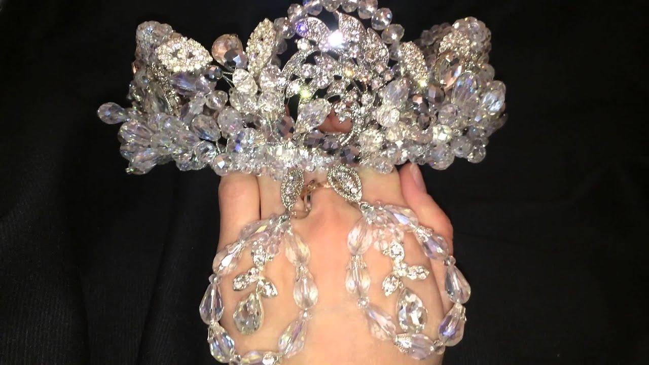 Фото диадема сделанная своими руками