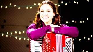 Play the Accordion with Katrina Yaukey | Accordion Lessons