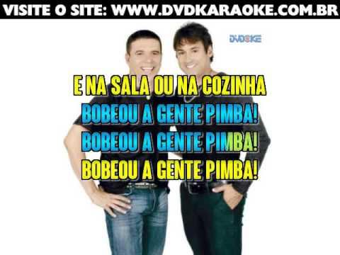 Antonio Carlos E Renato   Bobeou A Gente Pimba