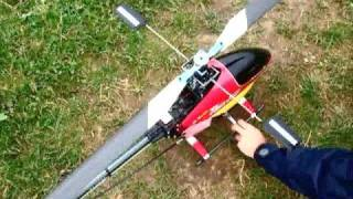Awfull r/c helicopter