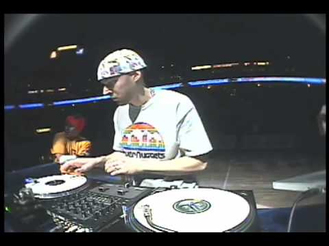 Chris Karns (fka DJ Vajra) NBA Half TIme Show