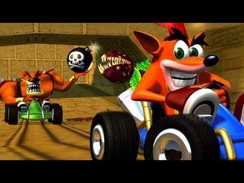 Crash Team Racing - Todas las Carreras de Jefes / All Bosses Races