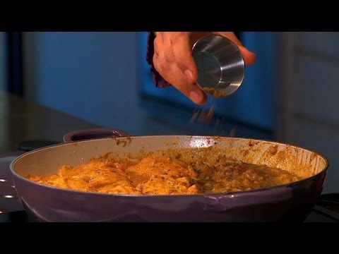 Indian Recipe: How to Make Chicken Curry, Part 1