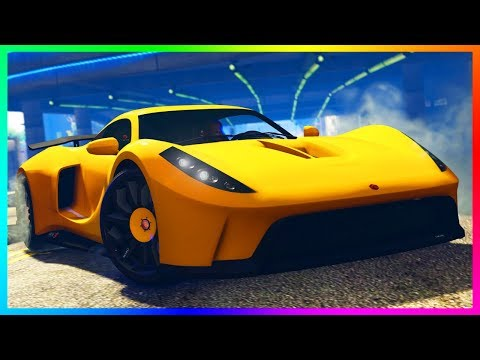 GTA 5 DLC Update! - NEW Cheval Taipan Super Car Ultimate Customization Guide & Review! (GTA Online)