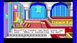 Let's Play King's Quest IV Apple IIGS - Part 1
