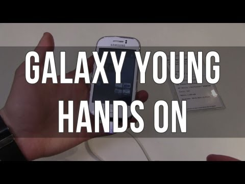 Samsung Galaxy Young S6310 hands-on review
