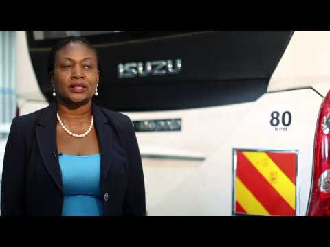 Rita Kavashe: Managing Director-General Motors East Africa