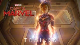 Trailer Capitã Marvel - 07 de março nos cinemas