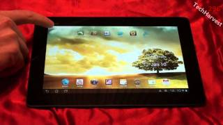 ASUS Eee Pad Transformer Prime Android 4.0 Ice Cream Sandwich Update