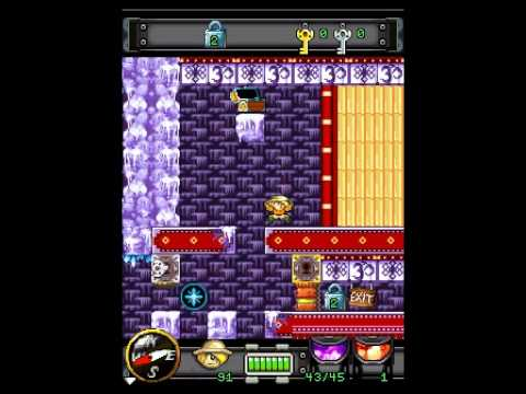 Diamond Rush Perfect Walkthrough: Tibet Or Siberia Secret Stage 2 video