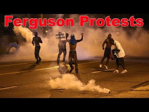 Michael Brown Shooting and Protests in Ferguson - Video News