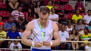 Rio de Janeiro - Test Event - Finali di Specialità maschili