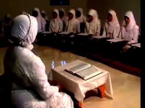 Belajar Praktis Bersama Ustadzah Hajjah Maria Ulfah video