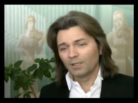 Певец и композитор Дмитрий Маликов в Ярославле