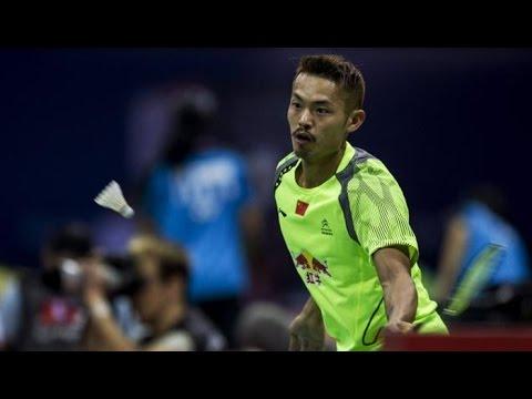 Badminton 2015 | Chinese Taipei Open 2015 SEMI-FINALS | LIN Dan vs CHOU Tien Chen