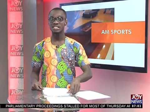 English Premier League - AM Sports on Joy News (23-12-16)