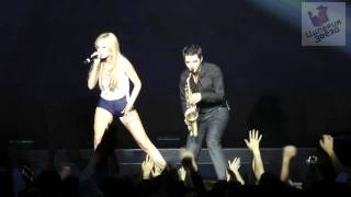 Alexandra Stan - Live in Moscow