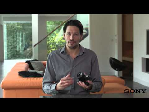 The Sony a7R interchangeable lens camera - overview
