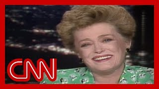 Rue McClanahan: We have so much fun on 'The Golden Girls' (1988)