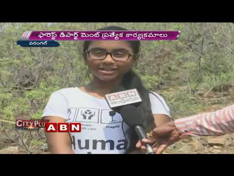Warangal Forest Department focus on Tourism development
