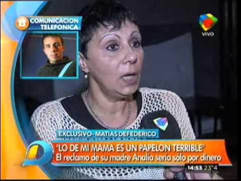Escándalo: Cinthia Fernández y Defederico vs. La familia del jugador