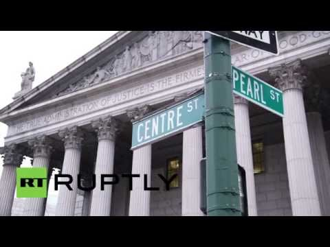 USA: Bernie Madoff aide arrives for sentencing