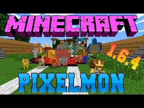 Como Instalar Mods no Minecraft 1.6.4 #37 - Pixelmon