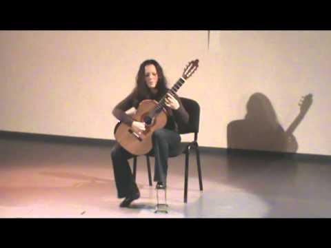 Claire Sananikone Scherzo-Vals Miguel Llobet