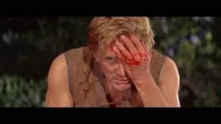 The vikings / los vikingos (1958): una violenta película