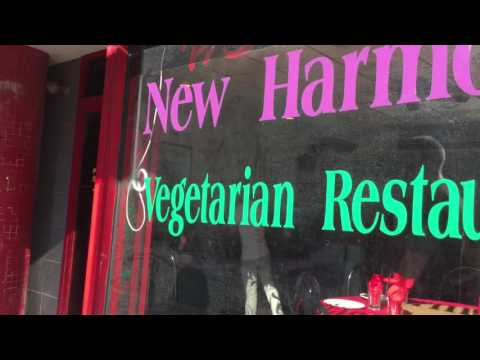 Vegan Philadelphia: New Harmony Vegetarian Date Night!
