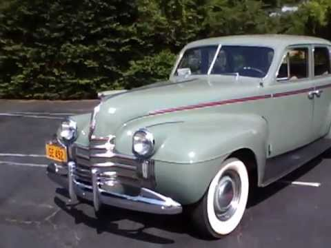 Sold Thank You For Sale 1940 Oldsmobile 70 Series