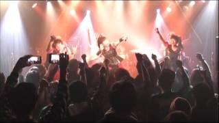 BABYMETAL cover Road of Resistance 新宿WildSideTokyo DIZZYMETAL 2017.01.08 【踊ってみた】【弾いてみた】