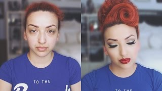 PINUP ON A BUDGET TUTORIAL