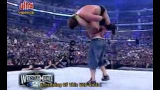 wwe in hindi john cena