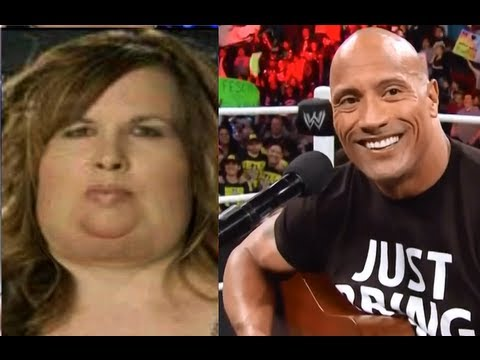 A Song For Vickie Guerrero From The Rock video