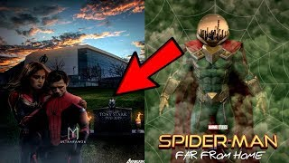 Spider-Man Far From Home NEW PROMO REVEALED Trailer COMING SOON!?