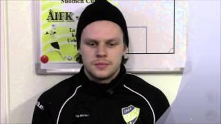 ÅIFK-Ilves Suomen cup ennakko 15.3.2104