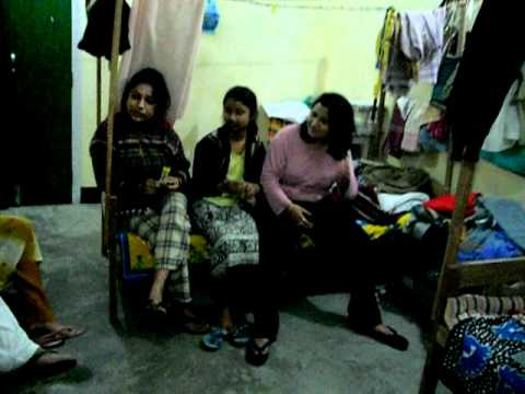 Guwahati Girl's Hostel Secret Events video