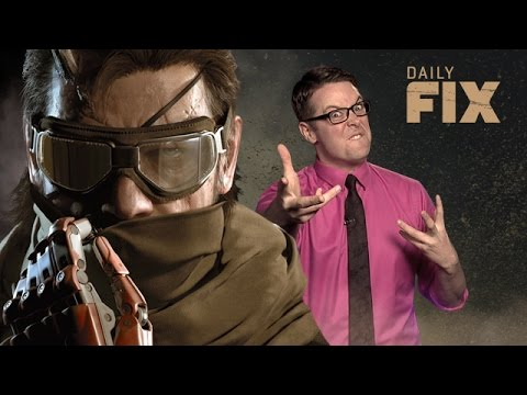 MGS 5 & Final Fantasy XV Get Trailers - IGN Daily Fix