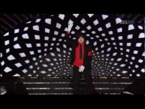 [hd] 081229 Super Junior H - Pajama Party (remix) video