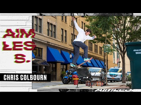 Aimless in Chicago with Chris Colbourn – Aimless Episode 1