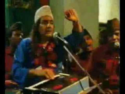Sabri Brothers - Chaap Thilak + English Translation Part 1 2 video