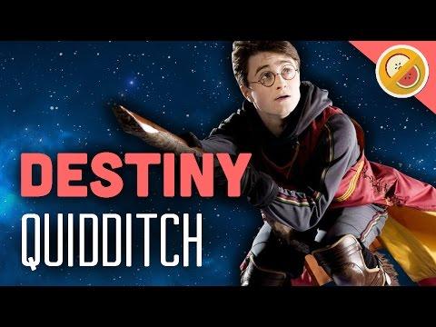 Destiny QUIDDITCH - The Dream Team (Custom Game)