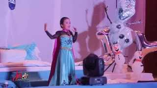 Princess Joy Piano Orpiano - Frozen (Let It Go) Performance - fullversion 7TH Birthday