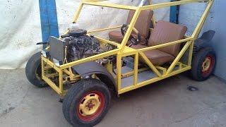 Как сделать самодельная машина багги