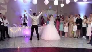 Hochzeitstanz mal anders Michi & Patty 20.08.2016