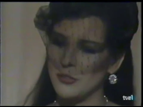 LA DUEÑA - AMANDA GUTIERREZ  Escena con MARIA CRISTINA LOZADA (Telenovela Venezolana - 1984)