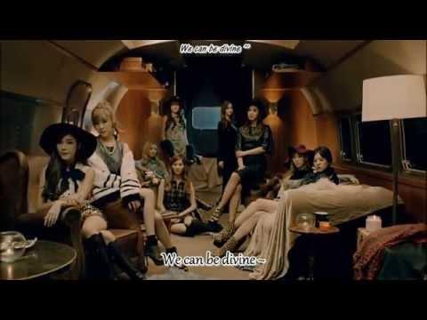 Girls' Generation - Divine [Romaji + English]