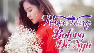 Được Tin Em Lấy Chồng - Nhạc Vàng Buồn Day Dứt về Tình Yêu Dang Dở | Bolero Dễ Nghe Dễ Ngủ